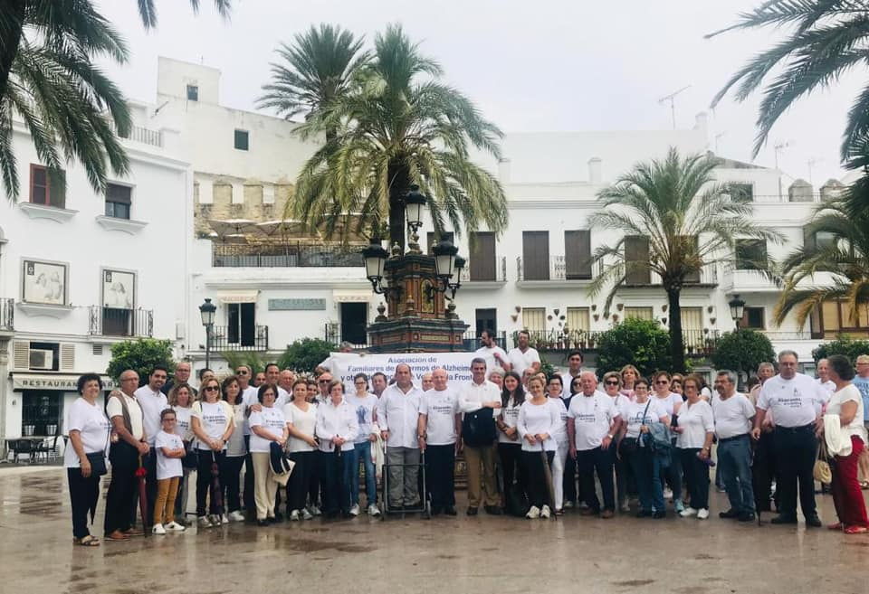 Termina con éxito la Semana Mundial del Alzheimer